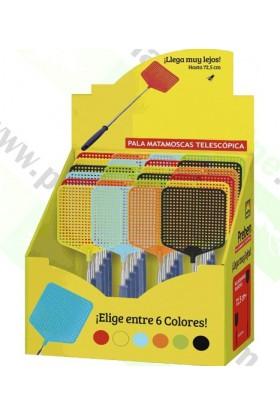 PALA MATAMOSCAS TELESCÓPICA MSS