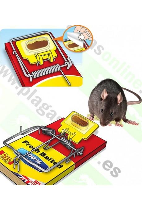 Trampa ratas y ratones con cebo listo al uso tienda - Trampas para ratones y ratas ...