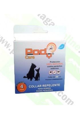 COLLAR REPELENTE NATURAL PARA PERROS BIO