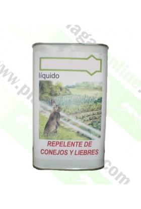 Repelente Conejos y liebres líquido 1L SP