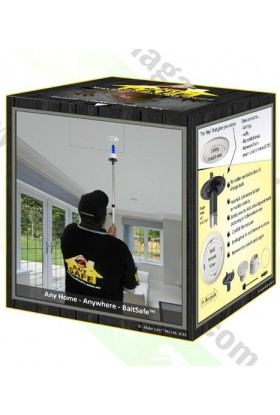 Porta-cebo para techos y paredes