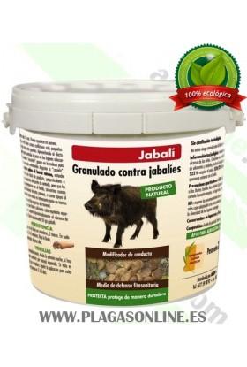 Repelente Granulado Jabalíes 2Kg MV