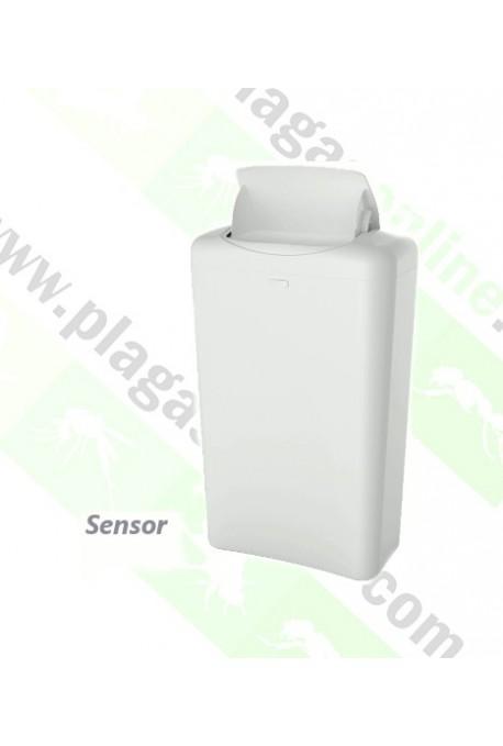 Contenedor higiénico 40L con SENSOR blanco HM