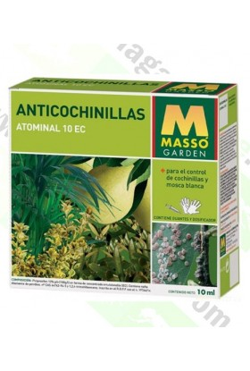 ANTICOCHINILLAS Y MOSCA BLANCA 10ML MSS