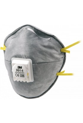 Mascarilla Gases y Vapores Contaminantes SAN