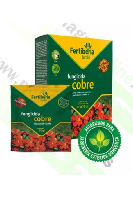 Fungicida Cobre 25gr FT