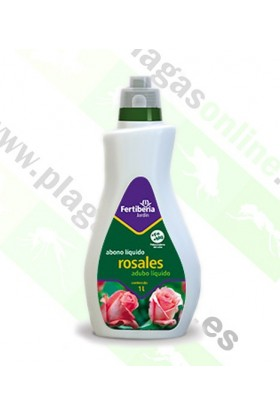 Abono Liquido Rosales 1l FT