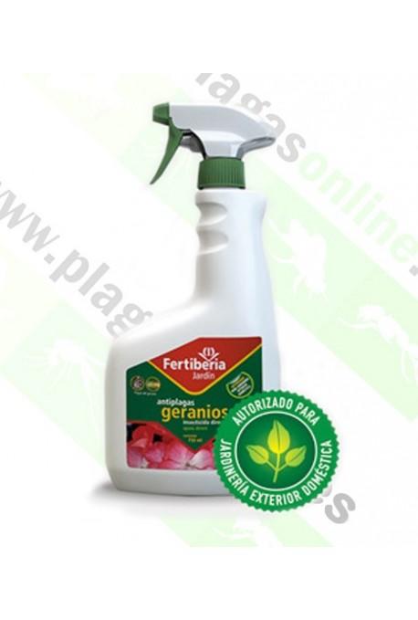 Insecticida para Geranios 750ml FT