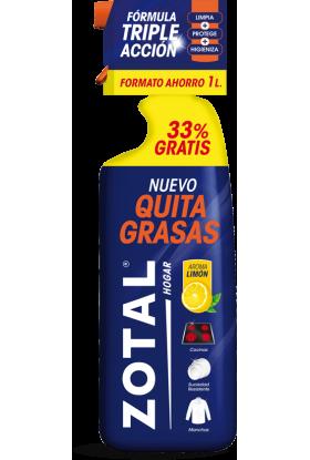Quita Grasas Zotal 1L
