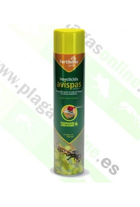 Insecticida Anti Avispas 750ml FT