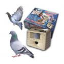 Ahuyentador de Aves Ultrasonidos VST