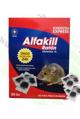 RATICIDA RATONES ALFAKILL SAN
