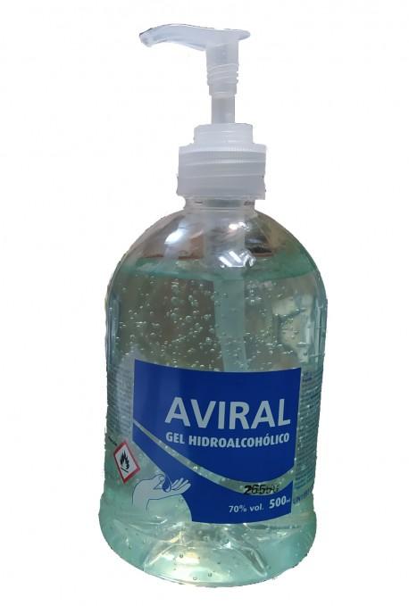 Gel Hidroalcohólico Antiséptico 500ml