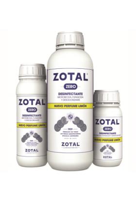 Desinfectante Zotal Zero Olor Limón