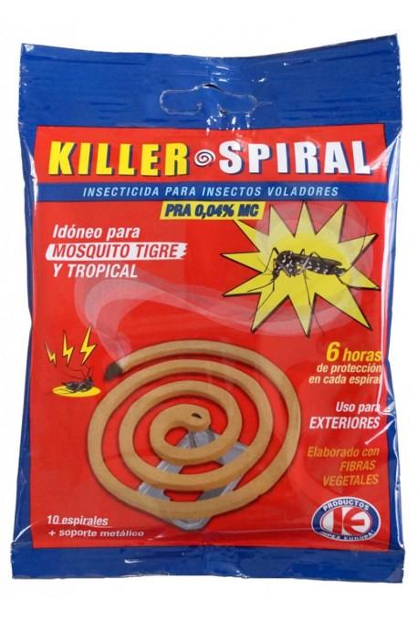 Espirales Antimosquitos