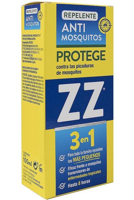 Loción Antimosquitos y Garrapatas 100ml ZZ