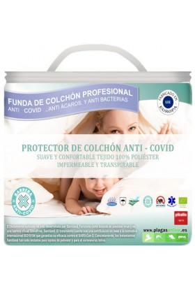 Fundas para Colchón Anti Covid-19 y Ácaros