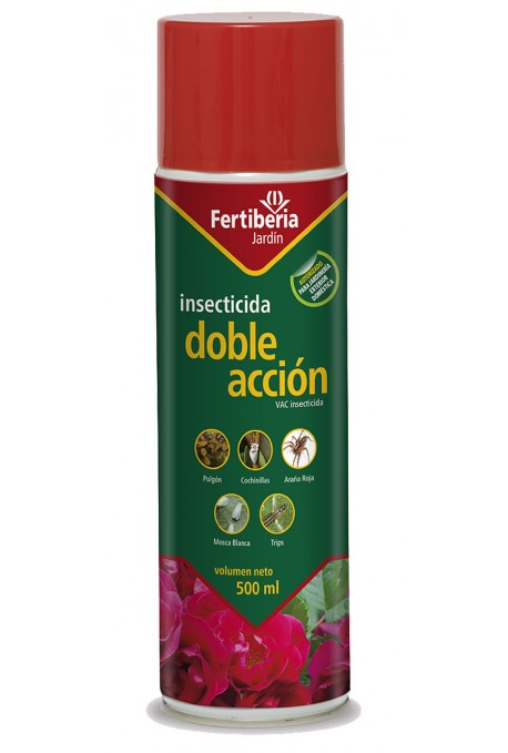 Insecticida Doble Acción 500ml FT