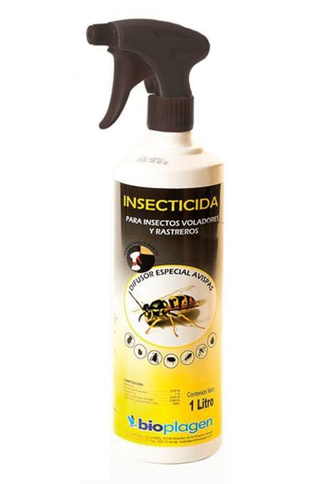 Insecticida Insectos Voladores y Rastreros 1L Bio