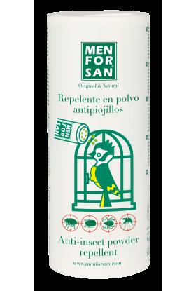Antipiojillos Natural para Aves 250gr MF