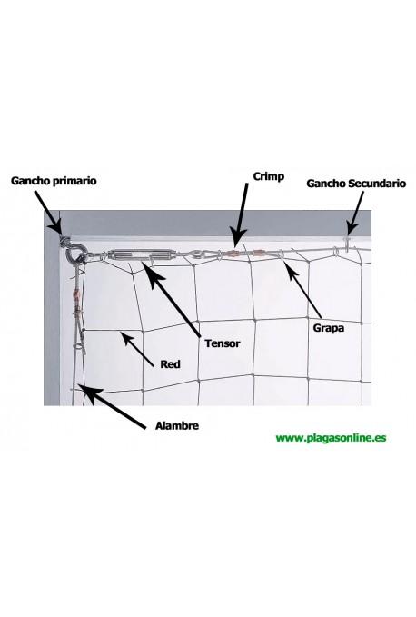 Sistema de Redes para Palomas y Gaviotas