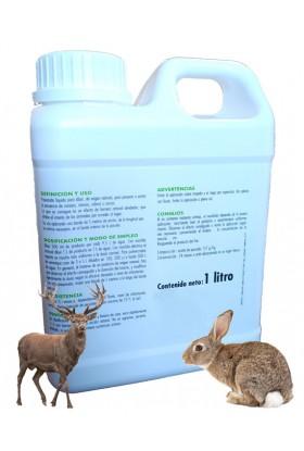 Repelente para Conejos y Cérvidos 1L AGM