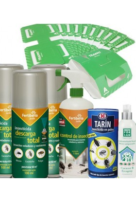 PACK TRATAMIENTO ANTI CHINCHES RECOMENDADO