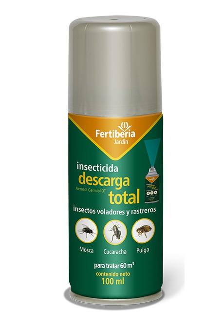 Bomba Insecticida 100ml FT