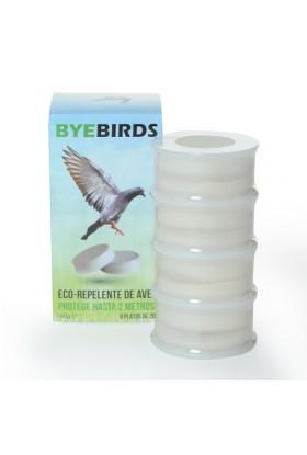 Eco-Repelente de aves Platillos 8uds