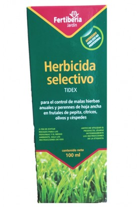 Herbicida Selectivo Hoja Ancha y Césped 100ml FT
