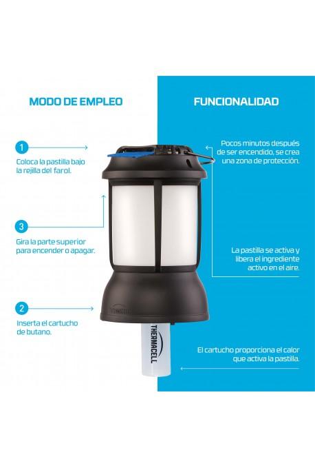 Lámpara Anti Insectos Voladores y Mosquitos