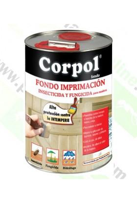 IMPRIMACIÓN MADERA INSECTOS Y HONGOS CORPOL 750ML