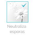 boton principio activo neutraliza espora