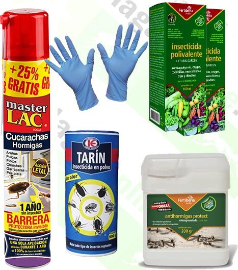 como eliminar hormigas del jardin